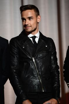 "And then when he wore this jacket and everybody was like, ""Liam, please. Please stop wearing these jackets. You are literally ruining my life. I'm going to die."""