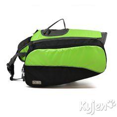 Kyjen Outward Hound® Dog Backpack (Green)