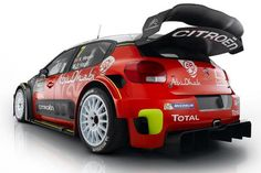 Citroen Total Abu Dhabi World Rally Team is the last team to unveil its car for the 2017 World Rally Championship. There is Citroen WRC Citroen Sport, Citroen Zx, Rally Car, Car Car, Rallye Automobile, Rallye Wrc, Auto Motor Sport, Volkswagen Polo, Best Classic Cars