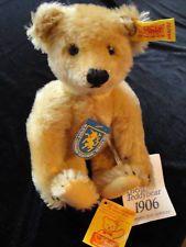 NWT 85 STEIFF TEDDY BEAR 1906 Replica MOHAIR W GERMANY