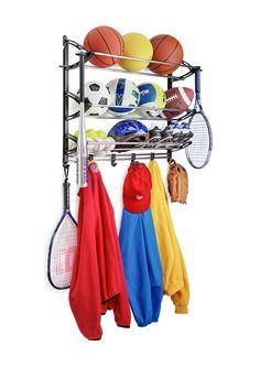 Sports Rack - Garage Organizer