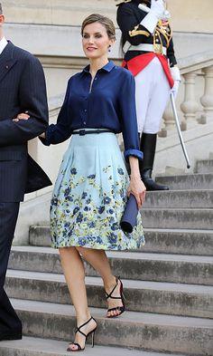 Queen Letizia  Photo: Getty Images