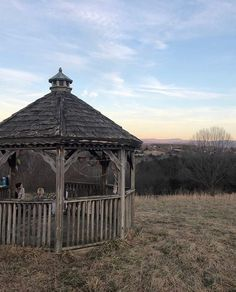 Gazebo sunset is good for lovers and friends alike 📸: Lovers And Friends, Get Outdoors, Gazebo, Outdoor Structures, Good Things, Sunset, Instagram, Sunsets, Kiosk