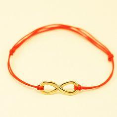 Roter Faden als Armband - Lernen Sie den UMAI Schmuck kennen - http://freshideen.com/art-deko/contemporary/roter-faden.html