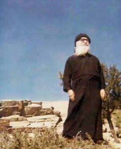 Geron Porfyrios on Mount Athos Wisdom Site
