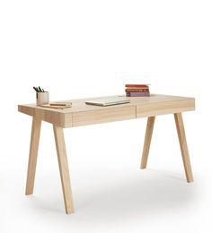 Acquista on-line 4.9 by Emko Uab, scrivania rettangolare in legno design Marius…