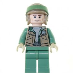 LEGO Bau- & Konstruktionsspielzeug Lego Star Wars Figur sw367 Rebel Commando Endor 9489 LEGO Minifiguren