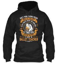 Ballet Teacher - Brave Heart #BalletTeacher