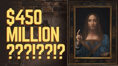 The Economics Of The Art Market: Why This Painting Isn't Worth $450 Million - YouTube Western Art, Art Market, Economics, Facts, Social Media, Marketing, History, Learning, Videos