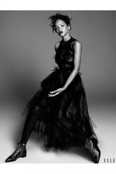 Rihanna Elle December 2014