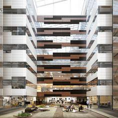 Reflex - Scandinavian Office Building