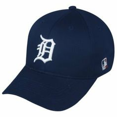 MLB YOUTH Detroit TIGERS Home Blue Hat Cap Adjustable Velcro TWILL by OC Sports Team MLB Outdoor Cap Co., http://www.amazon.com/dp/B004RJPZAA/ref=cm_sw_r_pi_dp_bOi8rb1Y3PT6Y