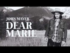 John Mayer - Dear Marie (Full Studio Version) He sang this at the concert and I just fell in love. Its a new song on his upcoming album. Such a sad song but so cute and simple. Strong Love, John Mayer, Saddest Songs, Best Vibrators, Love Affair, News Songs, Beautiful Boys, Falling In Love, Mad