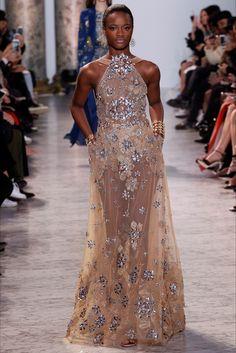 Sfilata Elie Saab Parigi - Alta Moda Primavera Estate 2017 - Vogue
