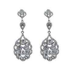 It is our endeavour to bring the best quality bridal earrings to your doorstep at affordable prices in Australia. Wedding Earrings, Wedding Jewelry, Bling Bling, Wedding Accessories, Jewelry Accessories, Swarovski, Vintage Chandelier, Dangle Earrings, Wedding Day