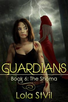 Release Day Blitz: The Shoma (Guardians #6) by Lola StVil