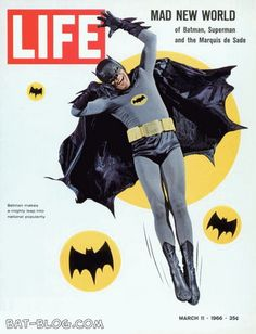 Adam West! Hey @Genevieve Mullins