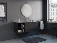 Lustro łazienkowe Planet LED z oświetleniem LED/Mirror Planet Led Mirror, Mirrors, Bathroom Lighting, Planets, 3d, Furniture, Home Decor, Bathroom Light Fittings, Bathroom Vanity Lighting