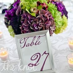 An Elegant Lakeside Wedding in Nisswa, MN #Purple Weddings