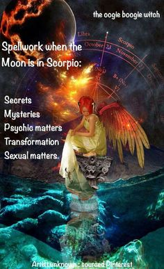 pluto sign: Scorpio: Their passionate natures incline them to experience as much as possible. They also have great willpower. They can focus on gaining wealth and power if so inclined. Scorpio Moon Sign, Scorpio Art, Scorpio Woman, Zodiac Art, Scorpio Zodiac, Astrology Zodiac, Astrology Signs, Zodiac Signs, Scorpio Mystique