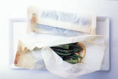 Steamed Veggies in Parchment Parcels Recipe on Yummly