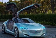 Futuristic Buick Riviera Concept | New Car Style | 777