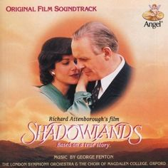 Amazon.com: Shadowlands: Original Film Soundtrack: George Fenton: Music