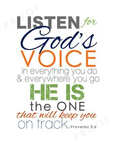 "thelordismylightandmysalvation: "" Proverbs 3:6 """