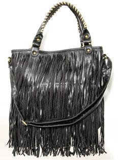 Love this fringe bag at@style for less