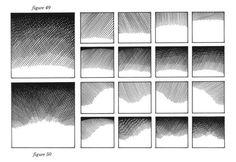 Штриховой рисунок служит для передачи формы предметов, имитации объема, светотени и собственной окраски предметов.   Ниже некоторые правила...