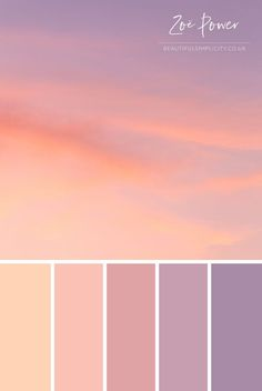 Pastel Colour Palette Collection of Prints, Cards, Notebooks and more — Beautiful Simplicity Peach Color Palettes, Sunset Color Palette, Pastel Colour Palette, Sunrise Colors, Color Schemes Colour Palettes, Bedroom Colour Palette, Colour Pallete, Pastel Colors, Summer Colour Palette