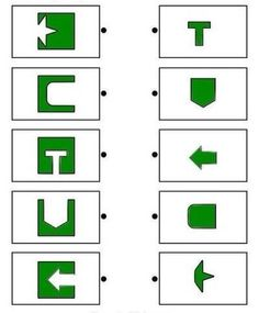 Printable brain teaser worksheets for kids in preschool, kindergarten, grade make square shapes by adding each shape on the left to a shape on the right. Shapes Worksheet Kindergarten, Shapes Worksheets, Kindergarten Worksheets, Worksheets For Kids, Infant Activities, Preschool Activities, Physical Activities, Visual Perception Activities, Critical Thinking Activities