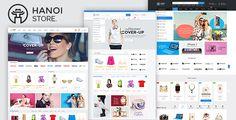 Hanoistore – Supermarket Responsive WooCommerce WordPress Theme