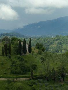 Asolo, Veneto, Italy - so beautiful!