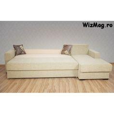 Coltar extensibil pentru living Mona Living, Sofa, Couch, Interior, Furniture, Home Decor, Houses, Settee, Settee