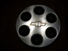 00-03 Chevy Silverado Tahoe ETC 15004143 Wheel Center Cap Wheel Hubcap #1  #FactoryOEM