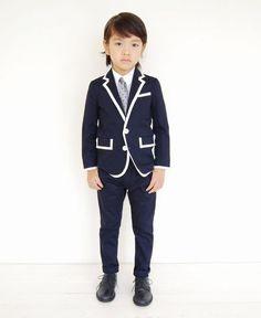 2B piping Tailored Jacket