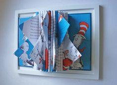 #Dr.Seuss Book Sculpture #CatintheHat