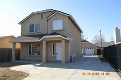5830 Power Inn Rd, Sacramento, CA 95824 — 2006 4 bedroom 3 bath home with detached 2 car garage. Some of the great features include: tankless water heater, granite counter tops, upstairs laundry, tile, laminates and carpet, secure electric gate with remote.