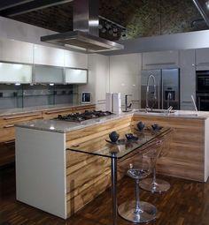 Poggenpohl kitchen.