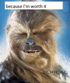 This is me on Loreal LOL