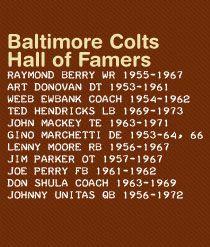 HALL OF FAME Class of 92 John Mackey!!