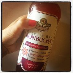 GT's Kombucha - Hibiscus No. 7 Motivate yourself! Organic Raw Kombucha, Kombucha Brands, Fermented Foods, Healthier You, Thinspiration, Hibiscus, Allergies, Vodka Bottle, Health Fitness