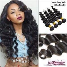 4 Bundles Grade 7A Natural Black Brazilian Virgin Hair Weaves 100% Unprocessed Virgin Human Hair Extensions Double Wefted Cheap Remy Hair Online with $25.13/Piece on Beautyplusboutiqye's Store | DHgate.com