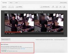 Cómo hacer borrosos los rostros de personas en un vídeo antes de subirlo a YouTube