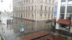 Registra la capital de Chihuahua lluvias moderadas | El Puntero