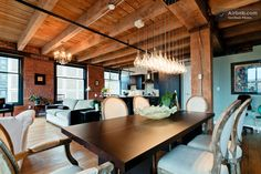 New York style loft in Vancouver BC in Vancouver