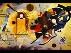 Uploaded by mariana2062 on May 17, 2008 Wassily Kandinsky (1866-1944) Music: Often a Bird, by Wim Mertens