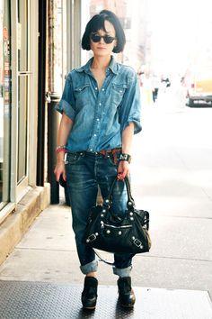 Elle Street Style