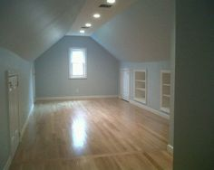 Attic Space-This looks a lot like ours!